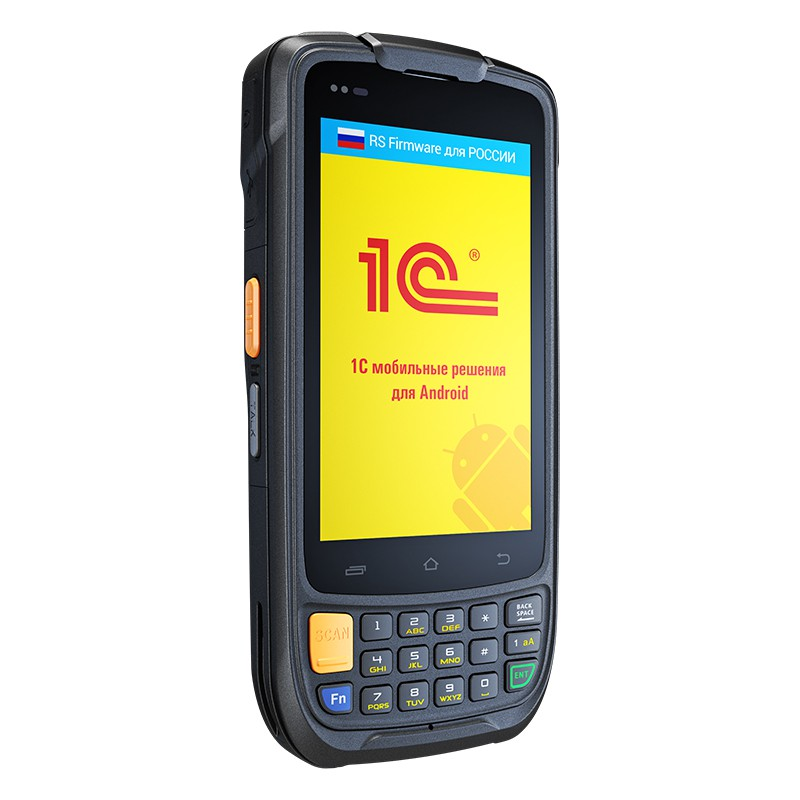 ТСД Urovo i6200 / Android 5.1 / 2D Imager / Motorola SE4500 (soft decode) / 4G (LTE) / GPS / NFC
